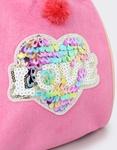 Εικόνα από Παιδικά σακίδια πλάτης με σχέδια από πούλιες Ροζ