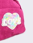 Εικόνα από Παιδικά σακίδια πλάτης με σχέδια από πούλιες Φούξια