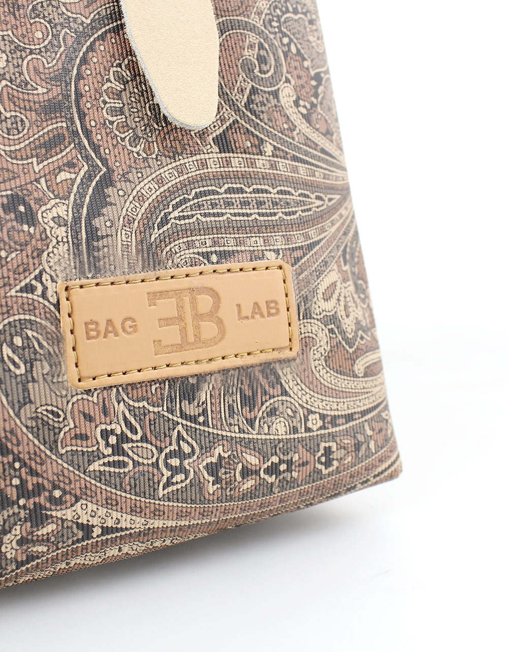 Εικόνα από Γυναικεία σακίδια πλάτης με μοτίβο Μπεζ