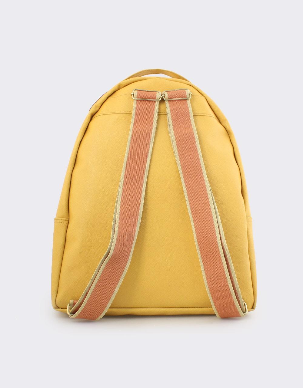 Εικόνα από Γυναικεία σακίδια πλάτης με Big Ben Κίτρινο