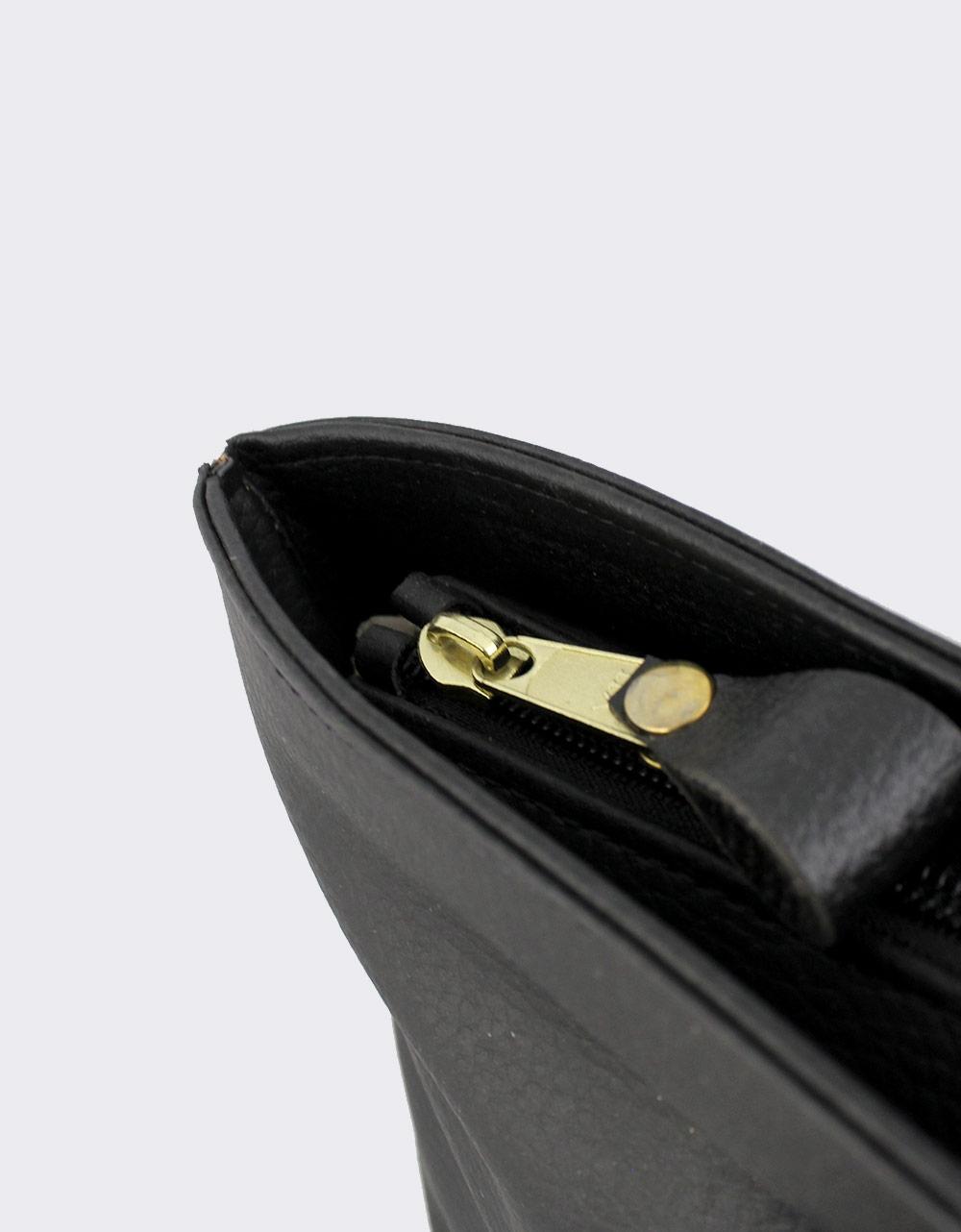 Εικόνα από Γυναικείες τσάντες ώμου με λουράκια Μαύρο