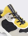 Εικόνα από Γυναικεία sneakers πολύχρωμα Μαύρο