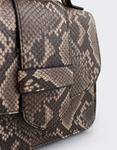 Εικόνα από Γυναικείες τσάντες χειρός κροκό Πούρο