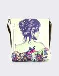 Εικόνα από Γυναικείες τσάντες ώμου με τύπωμα Πάγου