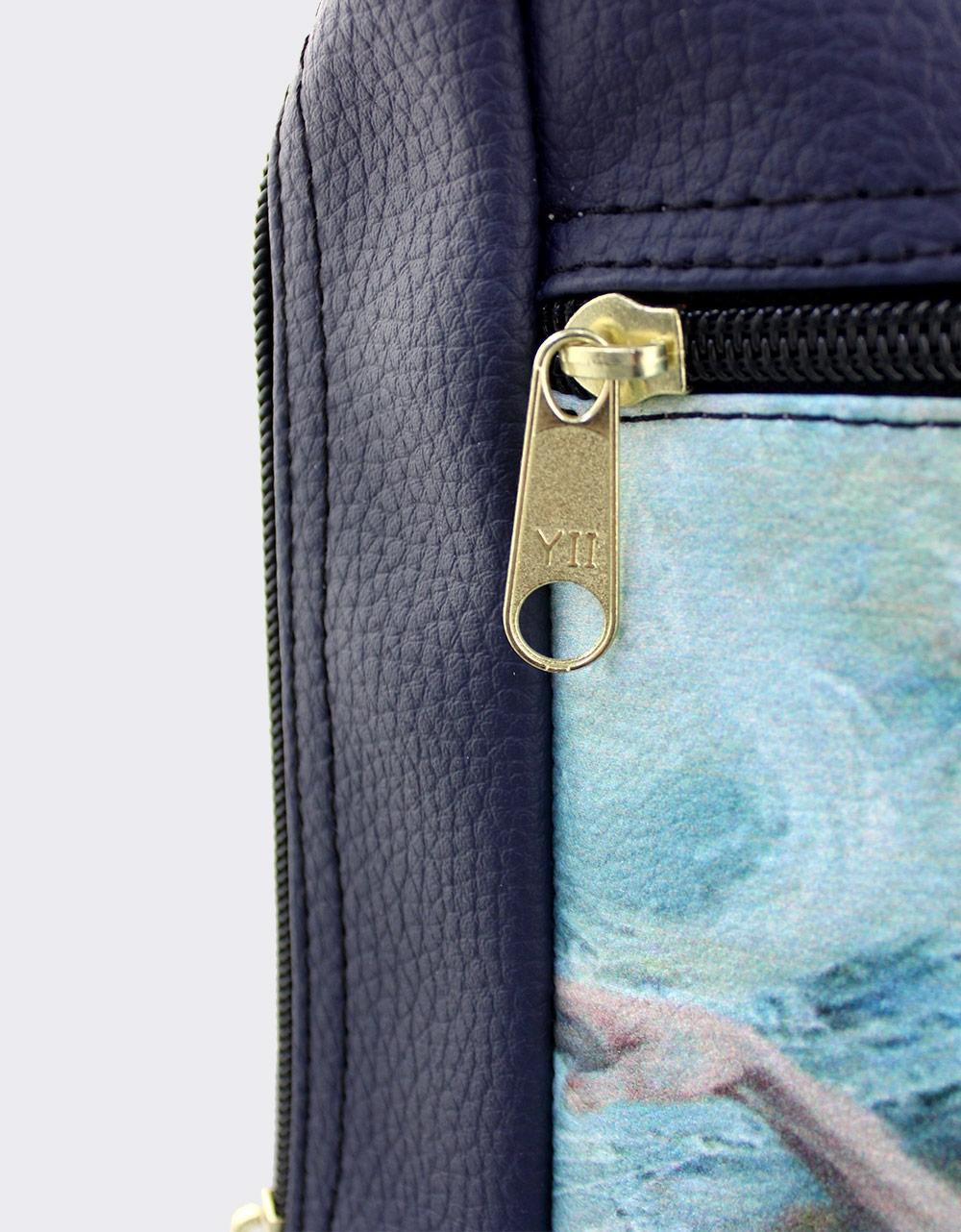 Εικόνα από Γυναικεία σακίδια πλάτης με πριγκίπισσα Navy