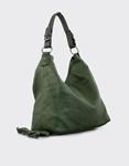 Εικόνα από Γυναικείες τσάντες χειρός μονόχρωμες Πράσινο