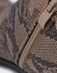 Εικόνα από Γυναικεία μποτάκια κροκό με διακοσμητικά Πούρο