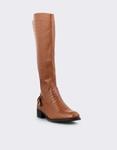 Εικόνα από Γυναικείες μπότες κροκό Ταμπά