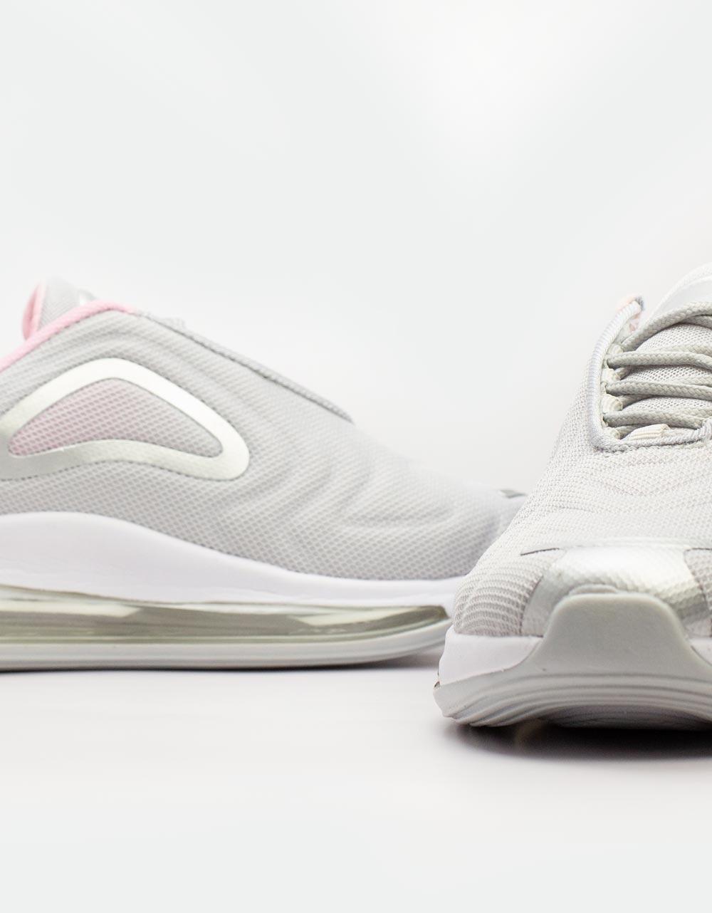 Εικόνα από Γυναικεία sneakers με αερόσολα Γκρι/Ροζ