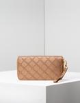 Εικόνα από Γυναικεία πορτοφόλια με φερμουάρ Μπρονζέ