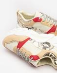 Εικόνα από Γυναικεία sneakers με κροκό λεπτομέρειες Πούρο