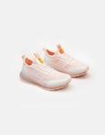 Εικόνα από Γυναικεία sneakers με μεταλλιζέ λεπτομέρειες Ροζ