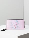 Εικόνα από Γυναικεία πορτοφόλια με σχέδιο Ροζ