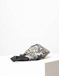 Εικόνα από Γυναικεία τσάντα μέσης με σχέδιο Λεοπάρ