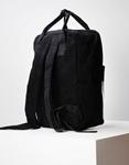 Εικόνα από Γυναικεία σακίδια πλάτης με ριπ σχέδιο Μαύρο