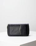 Εικόνα από Γυναικεία πορτοφόλια με εξωτερική θήκη κινητού Μαύρο