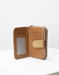 Εικόνα από Γυναικεία πορτοφόλια με κλίπ και θήκη με φερμουάρ Πούρο