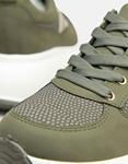 Εικόνα από Γυναικεία sneakers με χοντρό πάτο Πράσινο