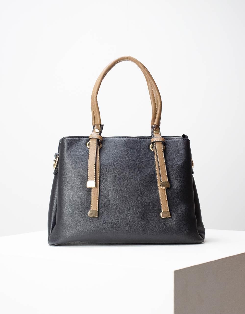 Εικόνα από Γυναικεία τσάντα χειρός Μαύρο
