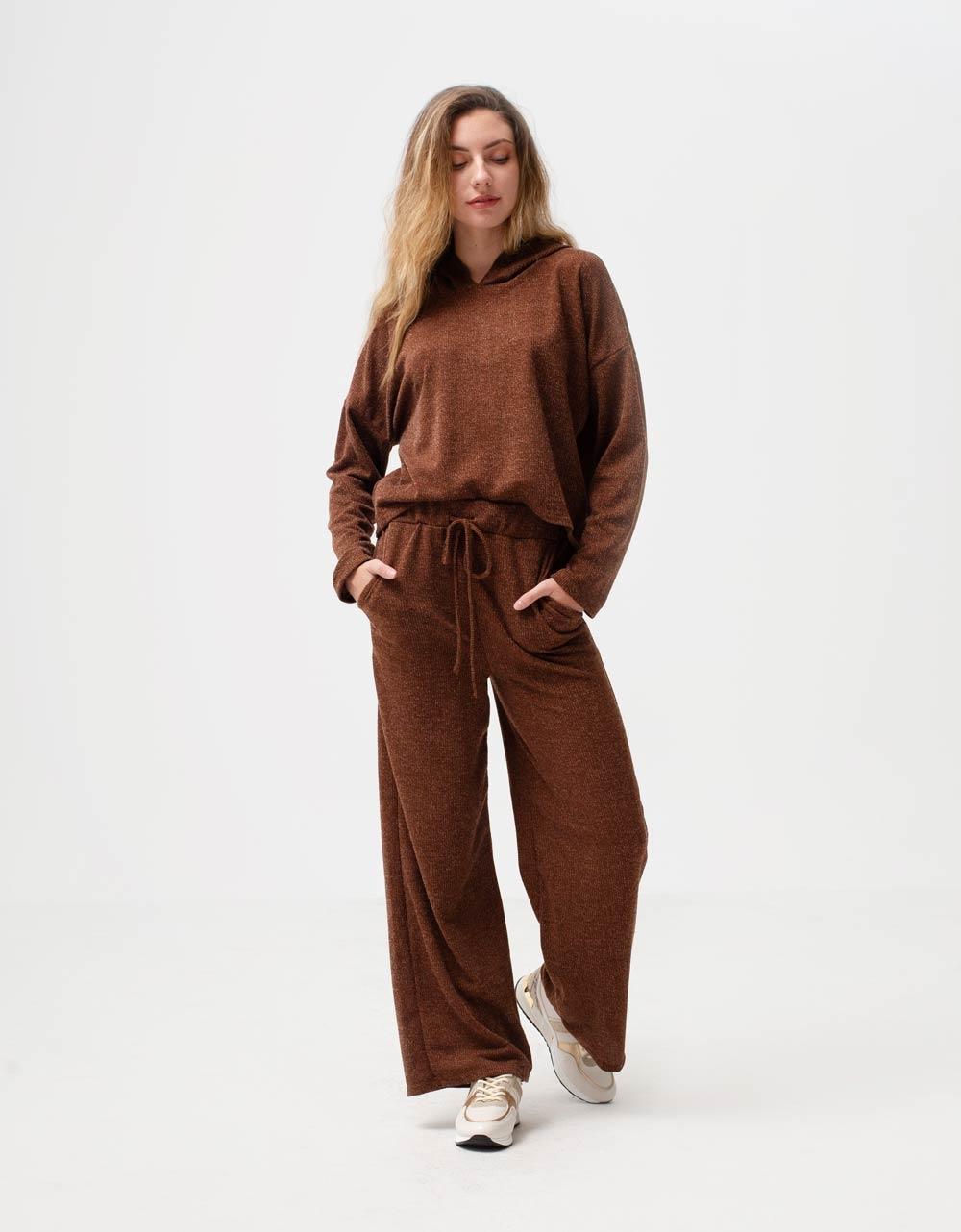 Εικόνα από Γυναικεία μπλούζα με κουκούλα Ταμπά