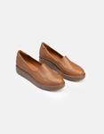 Εικόνα από Γυναικεία loafers σε απλή γραμμή Ταμπά
