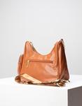 Εικόνα από Γυναικεία τσάντα ώμου & χιαστί με αλυσίδα και πορτοφόλι Ταμπά