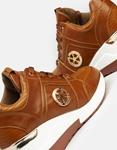 Εικόνα από Γυναικεία sneakers με εσωτερικό τακούνι Ταμπά