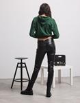Εικόνα από Γυναικεία μπλούζα με λάστιχο Πράσινο