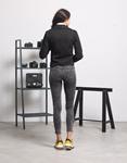 Εικόνα από Γυναικείo μπουφάν με φερμουάρ Μαύρο