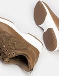 Εικόνα από Γυναικεία sneakers με strass στο πλαϊνό μέρος Πούρο