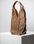 Εικόνα από Γυναικεία τσάντα ώμου σε σχήμα V Πούρο