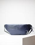 Εικόνα από Γυναικεία τσάντα μέσης με δύο θήκες Μπλε