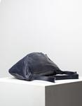 Εικόνα από Γυναικεία τσάντα μέσης σε απλή γραμμή μονόχρωμη Μπλε
