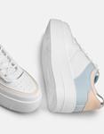 Εικόνα από Γυναικεία sneakers με διπλή σόλα Μπλε