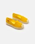 Εικόνα από Γυναικείες εσπαντρίγιες μονόχρωμες Κίτρινο