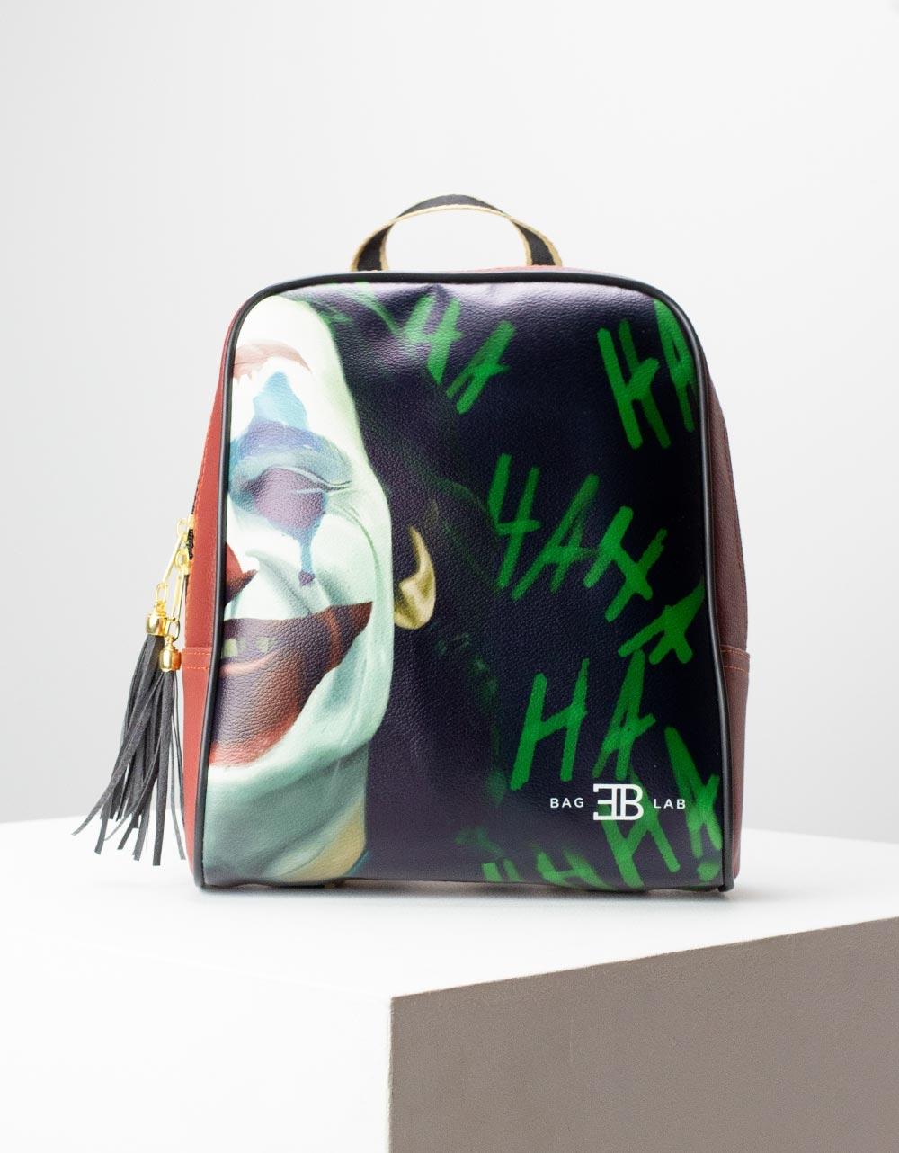 Εικόνα από Γυναικεία σακίδια πλάτης με Joker Μπορντώ