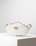 Εικόνα από Γυναικεία τσάντα μέσης με σχέδιο Λευκό