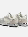 Εικόνα από Γυναικεία sneakers με glitter στην σόλα Λευκό
