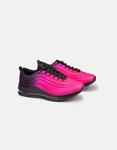 Εικόνα από Γυναικεία sneaker σε συνδυασμούς χρωμάτων Μαύρο/Φούξια