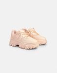 Εικόνα από Γυναικεία sneakers με chunky σόλα Ροζ