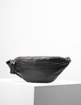 Εικόνα από Γυναικεία τσάντα μέσης με φερμουάρ Μαύρο