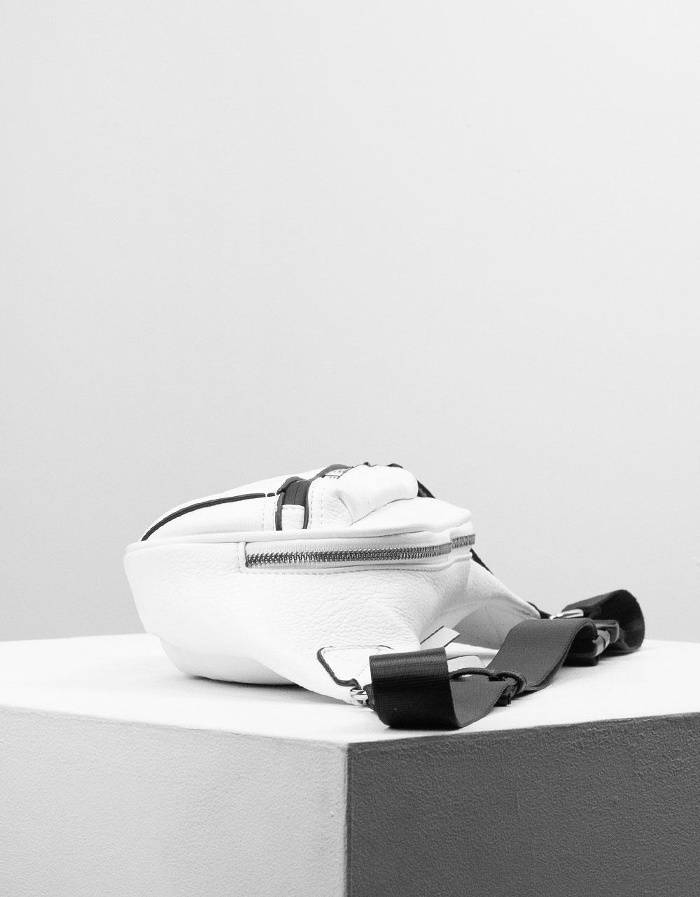 Εικόνα από Γυναικείο crossbody τσαντάκι Λευκό