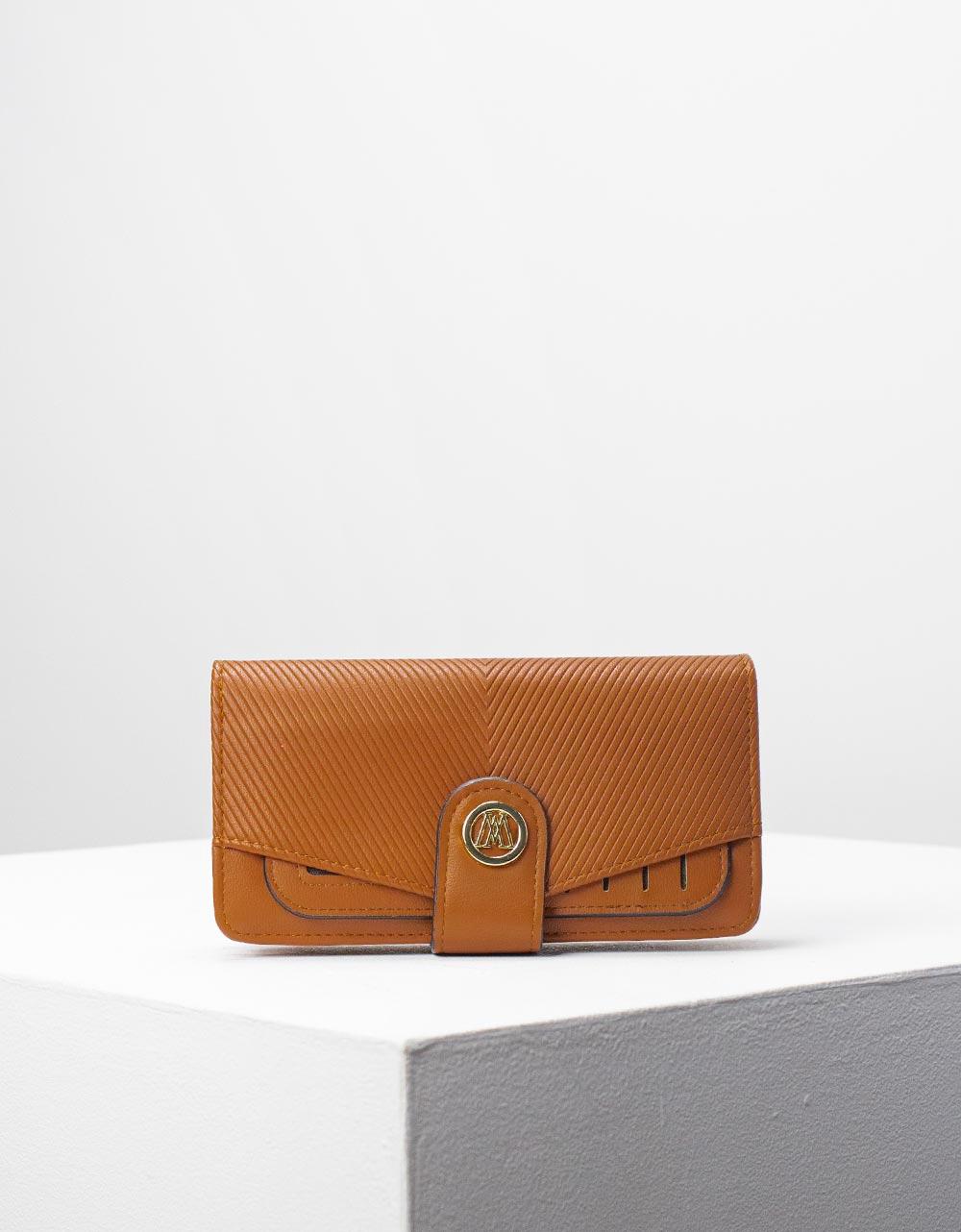 Εικόνα από Γυναικεία πορτοφόλια με καπάκι Ταμπά