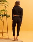 Εικόνα από  Γυναικεία σετ ρούχων total look Μαύρο