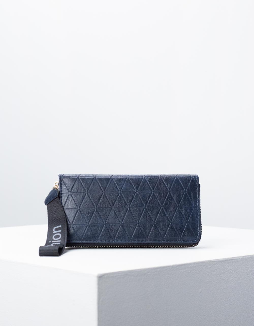 Εικόνα από Γυναικεία πορτοφόλια με μοτίβο Μπλε
