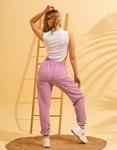 Εικόνα από Γυναικείο κορμάκι με ψηλό άνοιγμα Λευκό