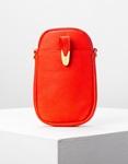 Εικόνα από Γυναικείο πορτοφόλι με λουράκι Κόκκινο