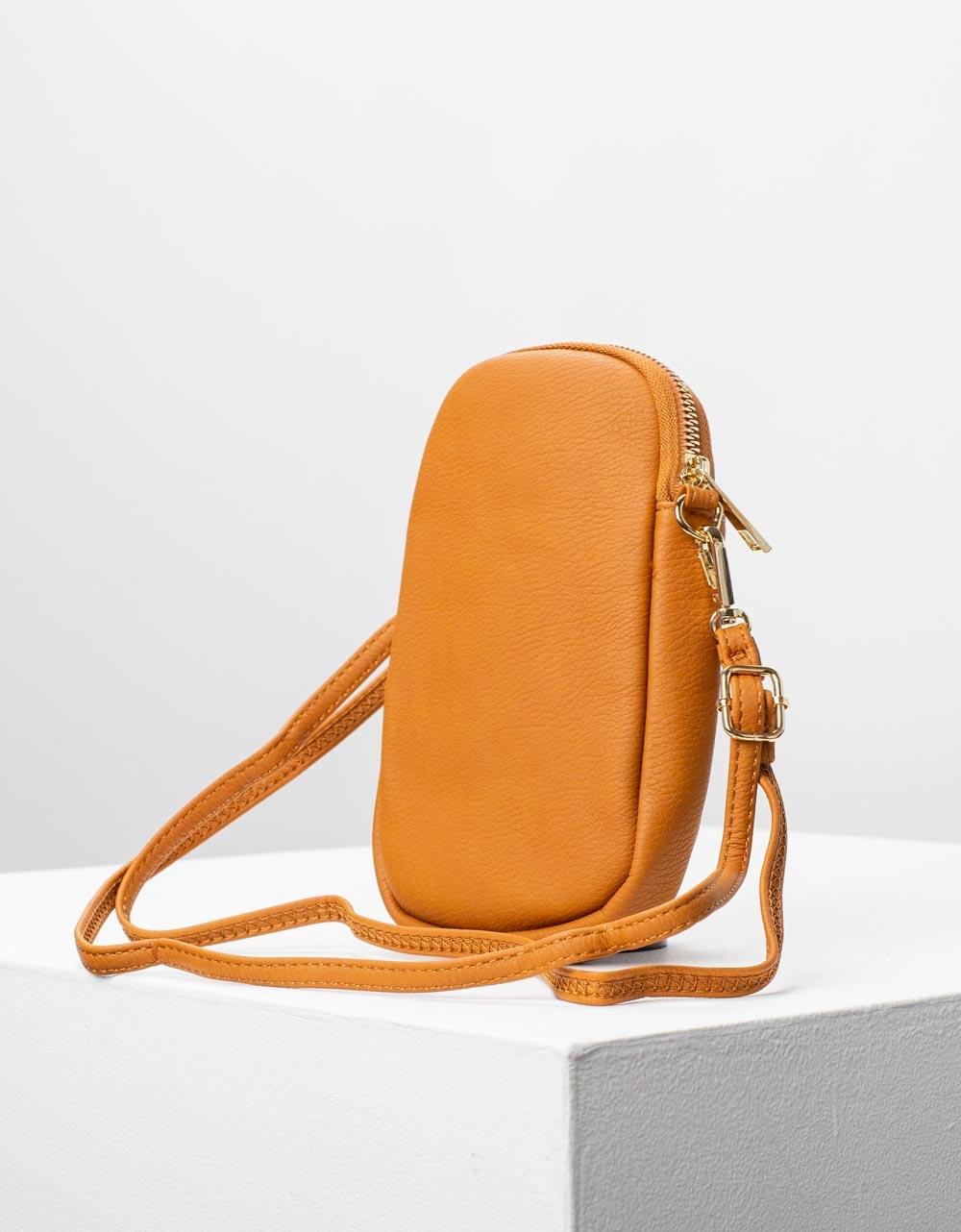 Εικόνα από Γυναικείο πορτοφόλι με λουράκι Ταμπά