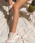 Εικόνα από Γυναικεία sneakers με καπιτονέ σχέδιο Μπεζ