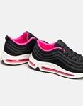 Εικόνα από Γυναικεία sneaker με αερόσολα Μαύρο/Ροζ